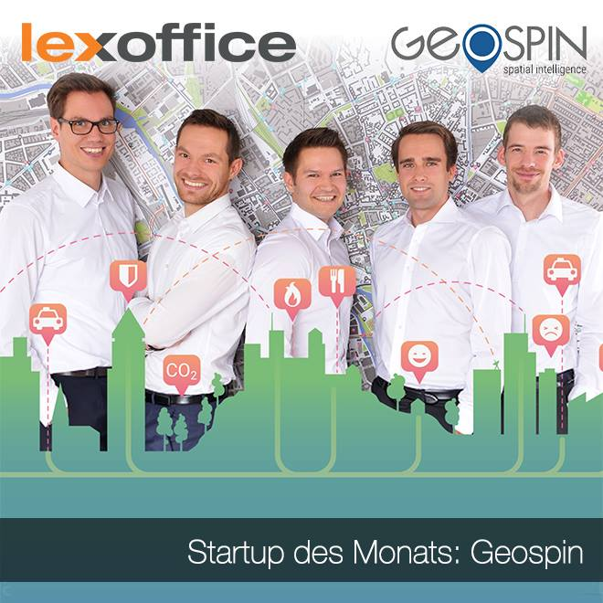We Are Lexoffice Startup Of The Month