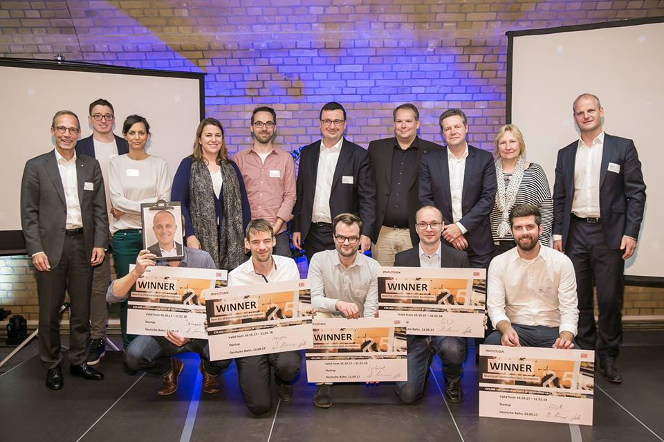 Geospin Wins The DB Mindbox Pitch!