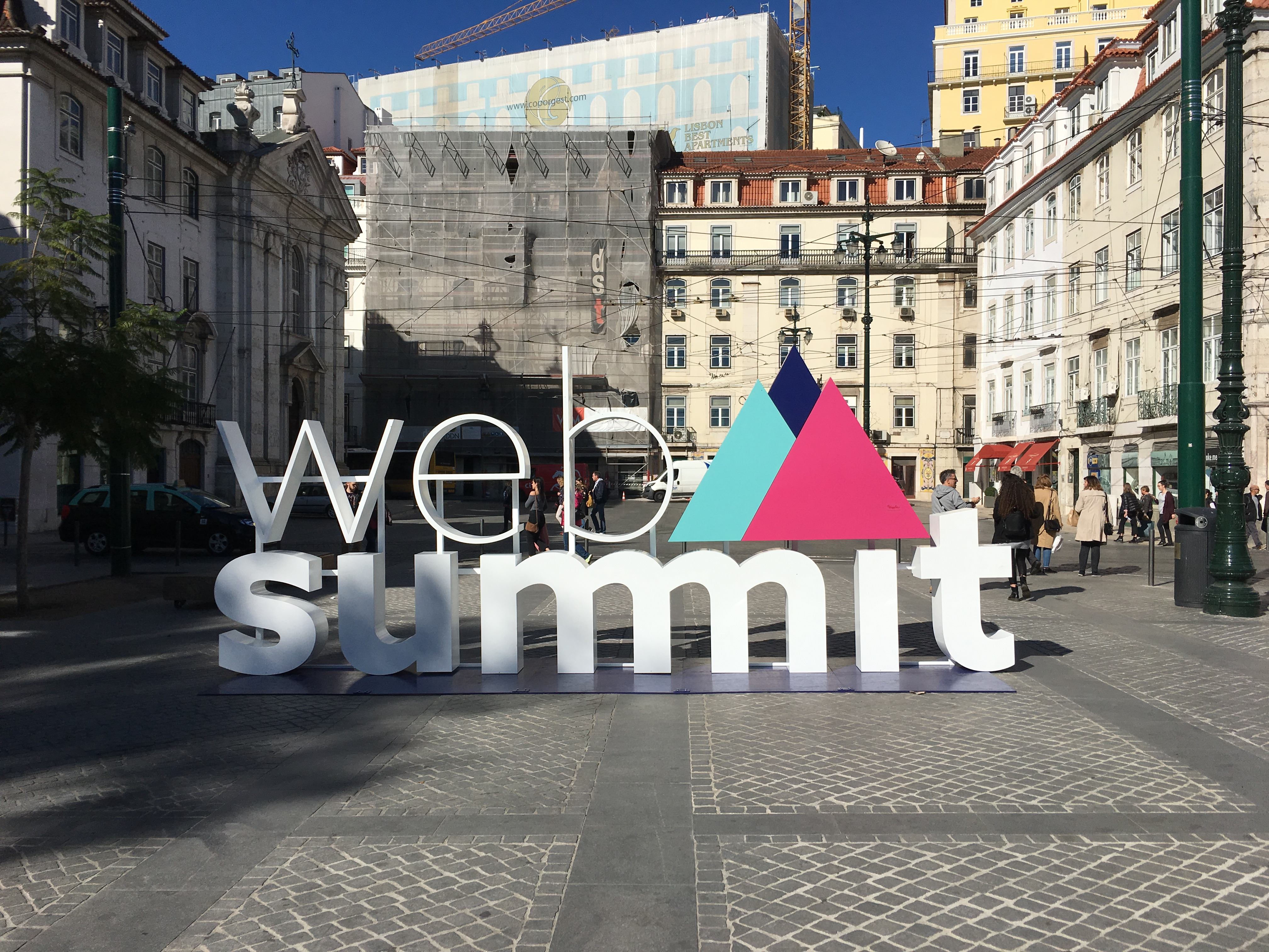 Web Summit 2017 In Lisbon