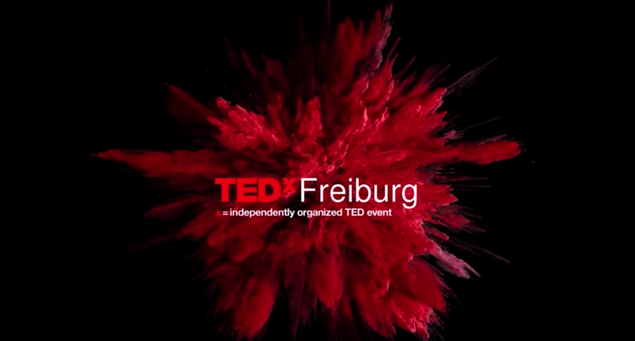 1 Logo TedxTalk Freiburg