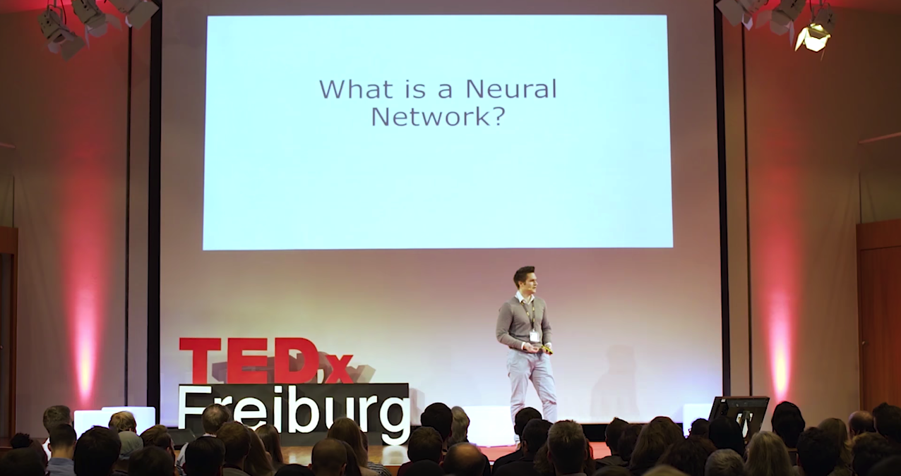 2 TedxTalk What Is A Neural Network