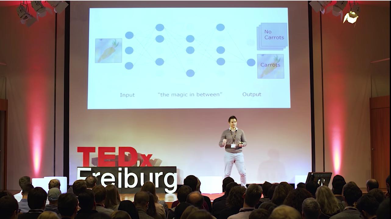 8-Ted Talk Publikum