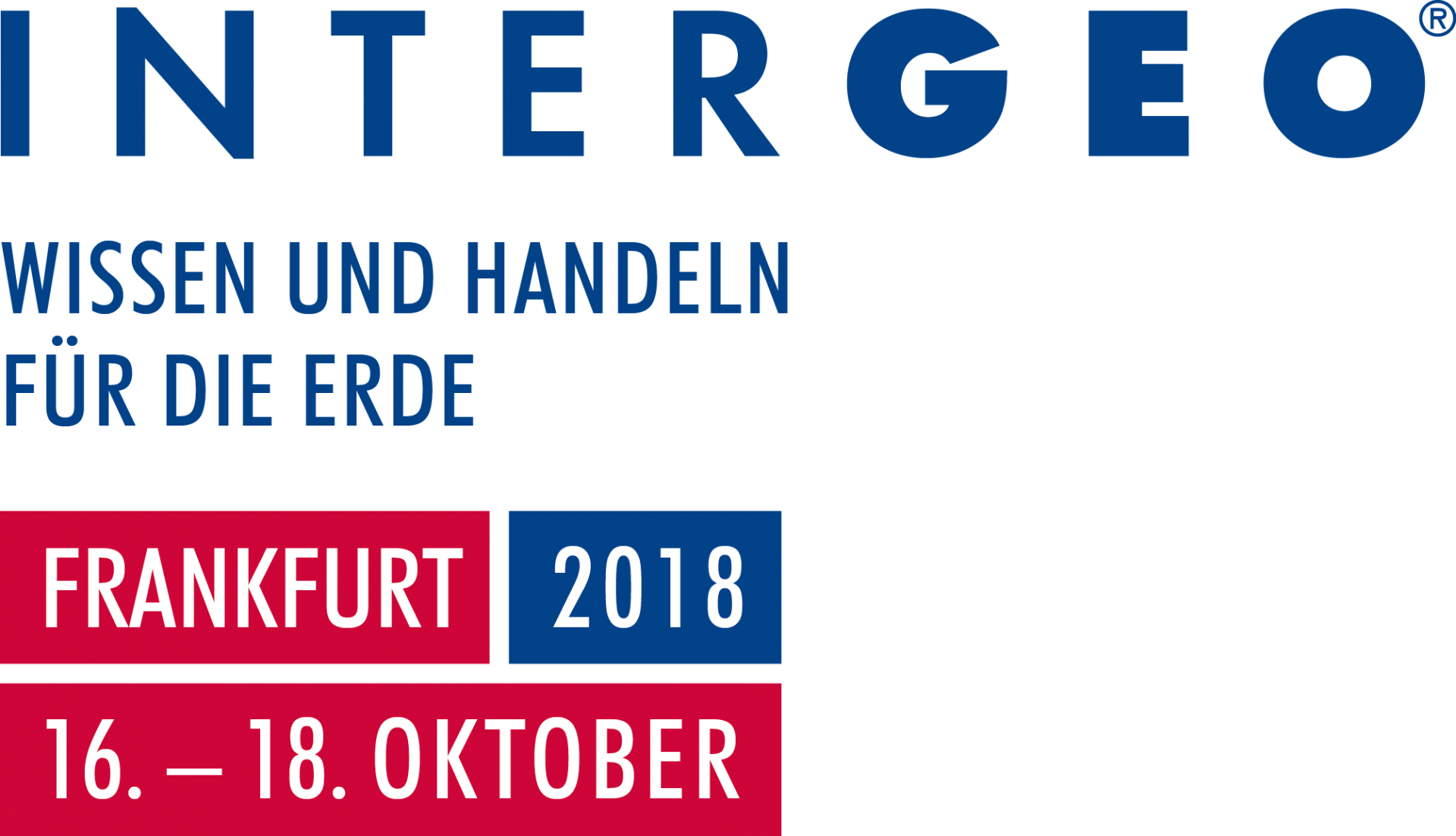 Geospin At INTERGEO 2018 In Frankfurt