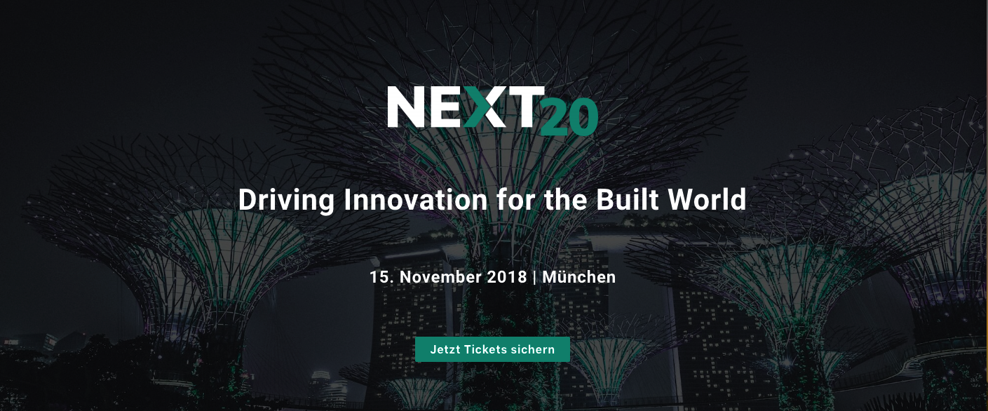 Geospin At NEXT20 On November 15th In Munich
