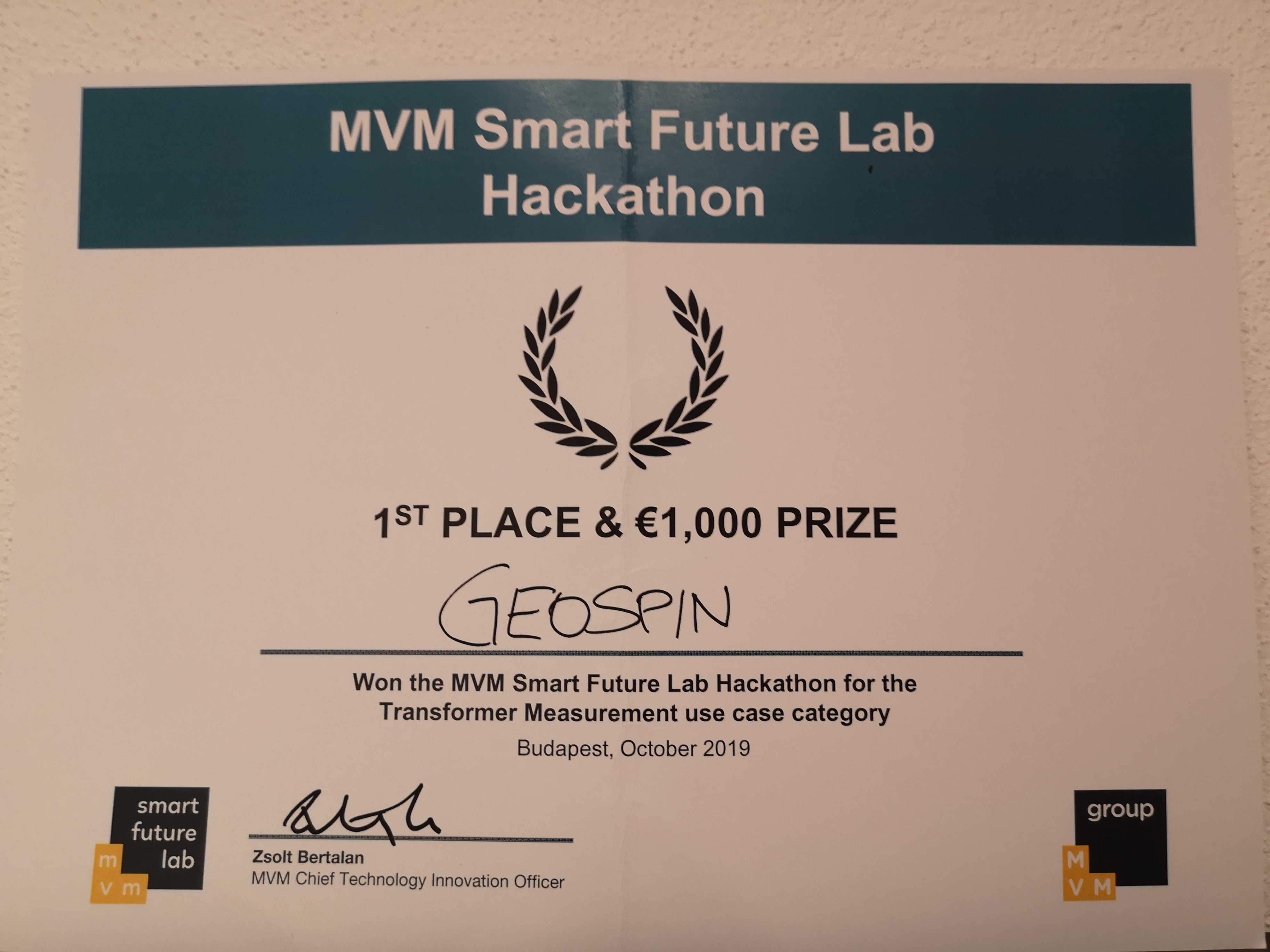 2019 10 09 Smart Future Lab Hackathon Budapest 3