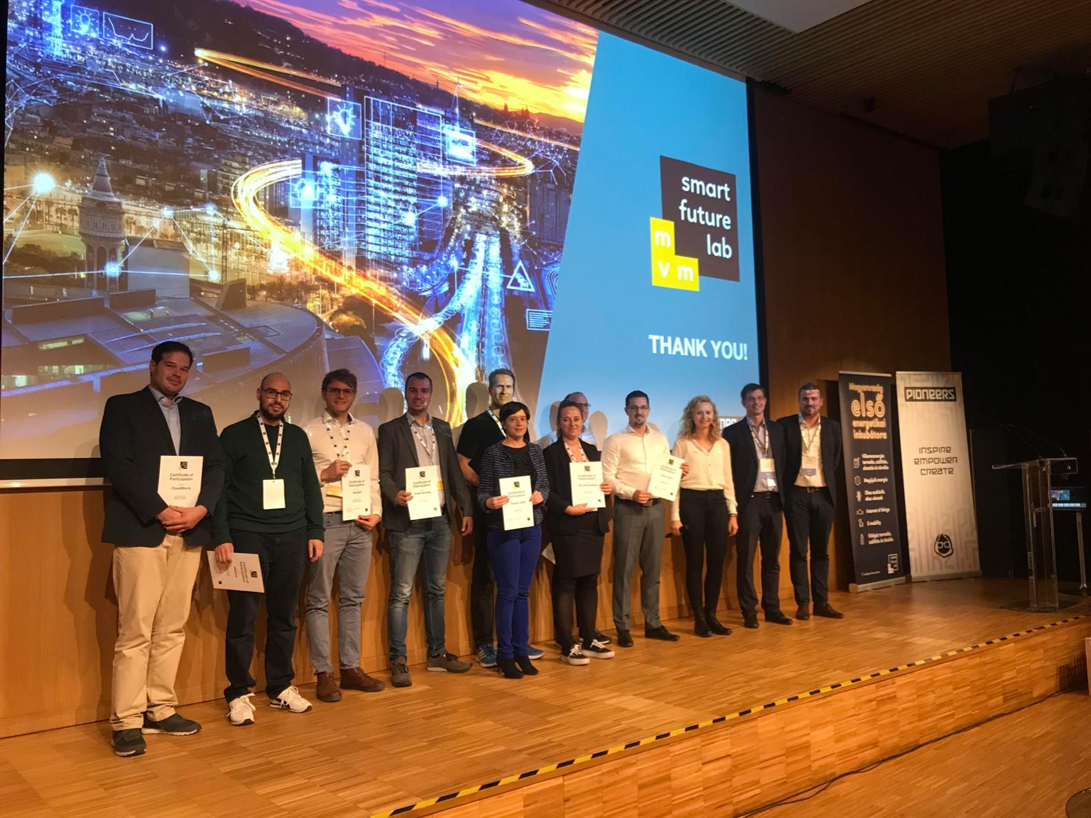 2019 10 09 Smart Future Lab Hackathon Budapest 5
