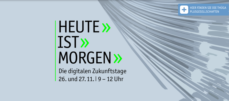 Sebastian Wagner Als Referent Bei Den Digitalen Zukunftstagen
